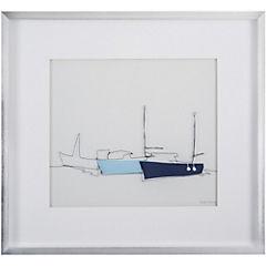 Cuadro Maritime 1 54x50 cm