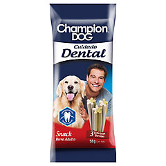 Alimiento perro snack cuidado dental 58 gr