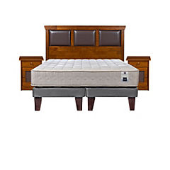 Cama europea Ortopedic king Torino set