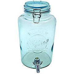 Dispensador de agua de 5 litros azul