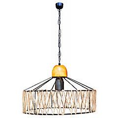 Lámpara colgante 150 cm 60 W