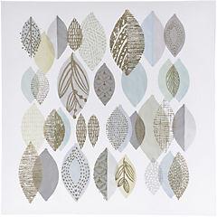 Canvas decorativo Figuras Geométricas 60x60 cm