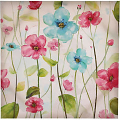 Canvas decorativo Flores 60x60 cm