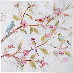 Canvas/gel 80x80cm Primavera 2