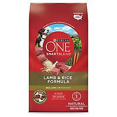 Alimento seco para perro adulto 7,5 kg cordero y arroz