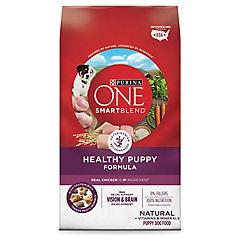 Alimento seco para cachorro 7,5 kg pollo