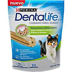 Snacks cuidado dental perros pequeños y medianos 198 gr