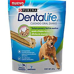 Snack para perro adulto 221 gr cuidado dental