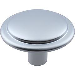 Perilla 30 mm níquel mate