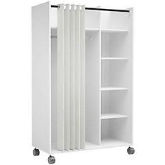 Clóset 160x100x48 cm blanco