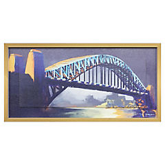 Cuadro Sydney harbour bridge 50x100 cm