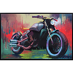 Cuadro Moto Harley Roadster 60x91 cm