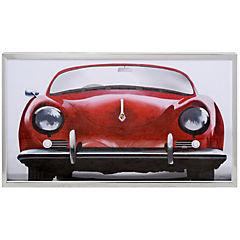 Cuadro Porsche Cabrio clásico 56x92 cm