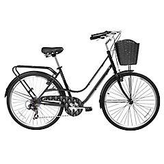 Bicicleta City Avenue 26 negra