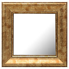 Espejo cuadrado 40x40 cm Clásico