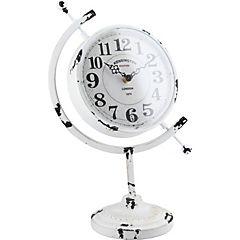 Reloj de pedestal 20x33,5 cm negro