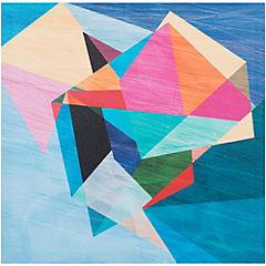 Canvas decorativo Abstracto 40x40 cm