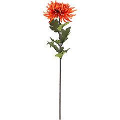 Flor artificial 84 cm Naranjo