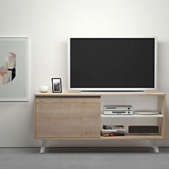 Rack de TV 63x138x40 cm Maple
