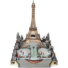 Villa torre Eiffel animado