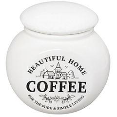 Canister cerámica Beatiful coffe