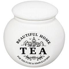Canister cerámica Beatiful tea