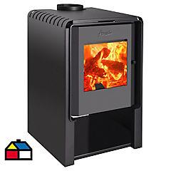 Calefactor leña Scantek 380