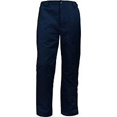 Pantalón impermeable azul L