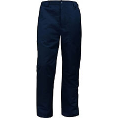 Pantalón de trabajo impermeable azul