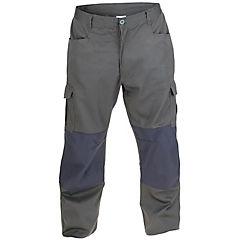 Pantalón cargo gris XL