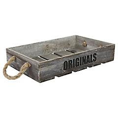 Caja madera originals L