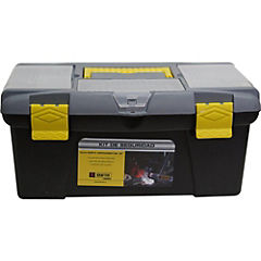 Caja herramientas + kit de seguridad