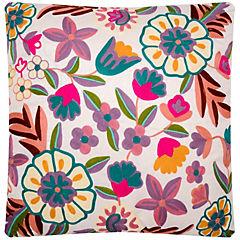 Cojín Garden bordado 45x45 cm