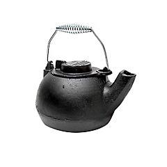 Tetera hierro 2 litros negro