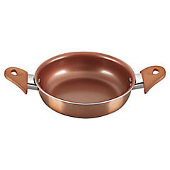 Paila cerámica 16 cm cobre