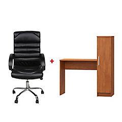 Combo escritorio + sillon ejecutivo