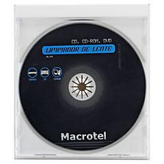 Limpiador de lente CD, DVD