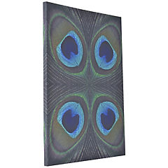 Canvas decorativo Pavo Real 60x80 cm