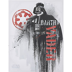 Canvas Rogue One Darth Vader Grunge 60x80 cm