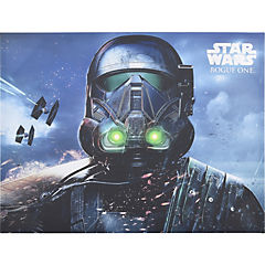 Canvas Rogue One Darth Trooper Glow 60x80 cm