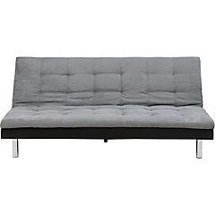 Futón 81x190x101 cm gris