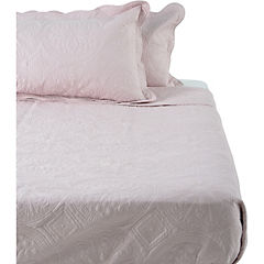 Quilt Portugal rosa palo super king
