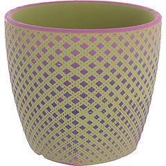 Macetero de cerámica 17x15 cm