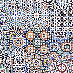 Piso flotante 8 mm Mosaico 1,996 m2