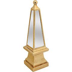 Obelisco espejo 10,5x38 cm