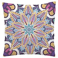 Cojín Mandala colores 40x40 cm