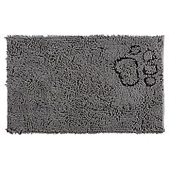 Animal Mat Ultra absorbente gris 50x80 cm