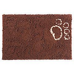 Animal Mat Ultra absorbente café 50x80 cm