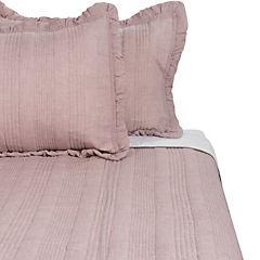 Quilt Súper king rosado