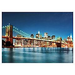 Papel fotomural Manhattan Brooklyn Bridge 200x280 cm